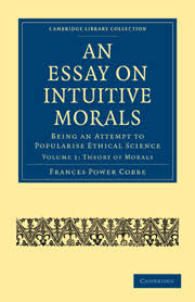 letters literary ladies which added essay noble science self  an essay on intuitive morals