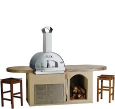 bull pizza q outdoor kitchen island outdoor kitchens europe bull europe limited