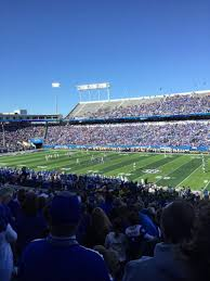 Kroger Field Interactive Seating Chart
