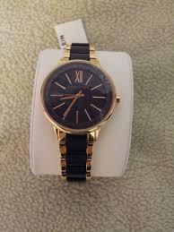 Обзор от покупателя на Наручные <b>часы Anne Klein</b> 1412 RGNV ...