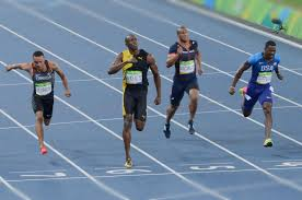 usain bolt usain wins olympic games m gold in rio usain wins olympic games 100m gold in rio