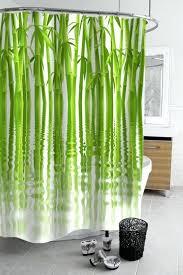 bamboo shower curtain water green uk
