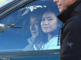Pierce brosnan, jackie chan, charlie murphy and others. Harry Potter Star Katie Leung Films The Foreigner With Jackie Chan Daily Mail Online