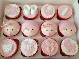 Cute Baby Shower Cakes Ideas These Lovely Pink Cupcakes Will Be