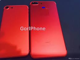 Handy Gehäuse Für Iphone7 Stil Ausblick Rot Gehäuse Für Iphone 6 Multicolor Batterie Ersatzteile Rückseitige Abdeckung Für Iphone6 Rot Zurück