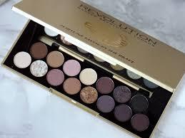 makeup revolution british beauty ger fortune favours the brave palette