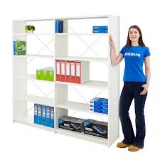 office racking system. Office Shelving System Open Back Racking S