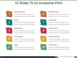 Elevator Pitch Powerpoint Presentation Examples Powerpoint