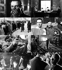 best schindler s list images schindler s list  liam neeson and ralph fiennes in schindler s list