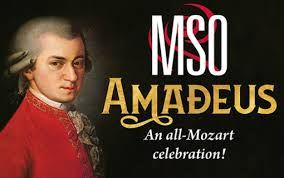 Mobile Symphony Orchestra Presents Amadeus Mobile Saenger