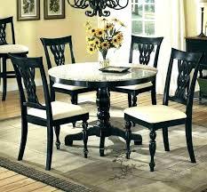 granite dining table set black kitchen centerpieces enchanting