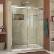bathroom glass door frameless shower doors bathtub sliding screen framed