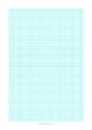 Printable Graph Paper With One Line Every 3 Mm On Letter