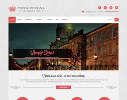 Business Portfolio Template Vina Royal Ii Responsive Portfolio Business Template