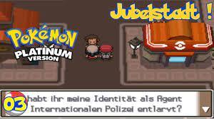 SHEINUX schon im 3. Part ! - Neu in der Jubelstadt-Pokemonschule 🌏 Pokemon  Platin [#3] - YouTube