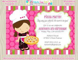 Pizza Party Invitation Templates Pizza Party Invitations With Lovely Invitations For Resulting An