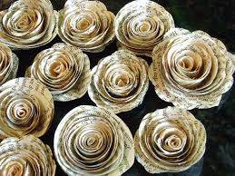 Recycled Flower Paper