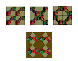 Easy Bow Tie Quilt Block Pattern &  Adamdwight.com