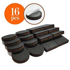 NON SLIP Furniture Pads 16 PCS Premium 2