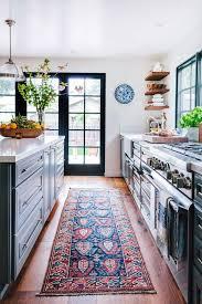 persian runner for kitchen