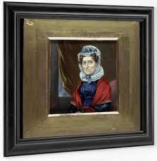 Mrs. Putnam Catlin (Mary Polly Sutt Print, Canvas Art, Framed Print. –  Truly Art