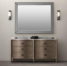 incredible restoration hardware bathroom vanities bath and bathroom regarding restoration hardware bathroom vanities
