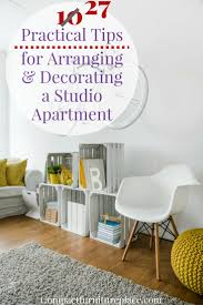 furniture for studio. Figuring Out The Furniture Layout And Decor For A Studio Apartment Can Be Challenging. How E