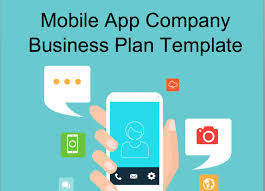 Business Plan App Mobile App Concept Business Plan Template Black Box