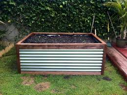 metal raised garden bed back to build corrugated metal raised garden beds metal raised garden beds metal raised garden bed