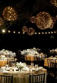 outside wedding lighting ideas. Plain Outside Wedding Lighting Ideas Outdoors American  Gardener To Outside L