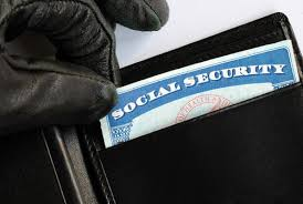 your social security number is stolen