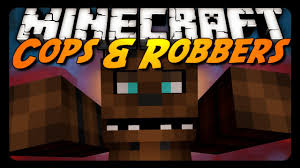 minecraft cops n robbers five nights at freddys