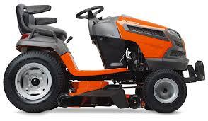 husqvarna riding lawn mowers gt52xls