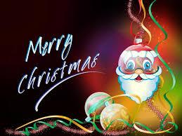 Hanging Santa Claus Vector Download