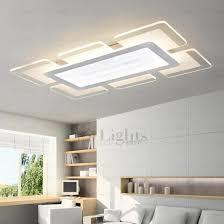 kitchen ceiling lighting decoration inspiration led