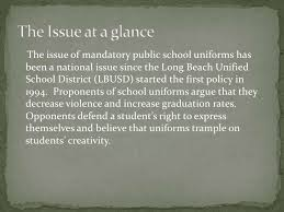 against school uniforms essay school uniforms no school uniforms essay