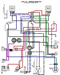 evinrude power tilt trim wiring diagram evinrude evinrude power tilt trim page 1 iboats boating forums 476120 on evinrude power tilt trim wiring