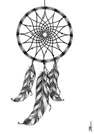 Dream Catcher Patterns Meanings Magnificent 32 Collection Of Dream Catcher Tattoo Drawing High Quality Free