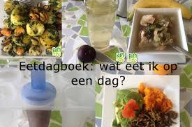 Wat eet je op een dag