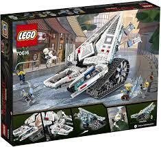 The LEGO Ninjago Movie Ice Tank 70616 Building Set: Amazon.de: Spielzeug