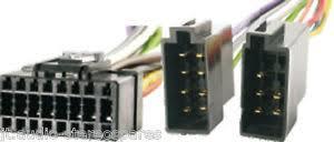 pioneer deh p85bt dex p99r etc 16 pin wiring harness loom lead image is loading pioneer deh p85bt dex p99r etc 16 pin