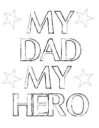 Dad Coloring Pages Vputiinfo