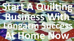 How to Start A Quilting Business With Longarm Success At Home ... & How to Start A Quilting Business With Longarm Success At Home Adamdwight.com