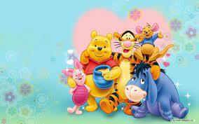 ♥ Winnie Pooh & Friends ♥ | Winnie the pooh, Winnie the poo, Winnie the pooh  friends