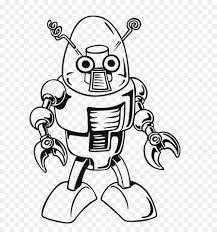 coloring book robot bat child robot