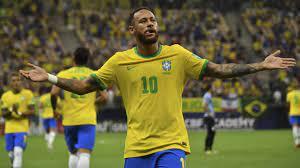 Brazil sweeps Uruguay in qualifying, Neymar shines, Argentina trots