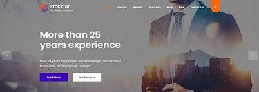 25 Professional Website Templates For High End Websites