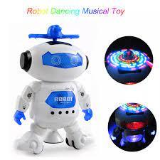 Đồ Chơi Cho Bé Trai Robot Robot Trẻ Mới Biết Đi Bé Trai 3 4 5 6 7 8 Tuổi  Mát DancingToy, Một Món Quà Tốt, Mang Lại Niềm Vui Cho Trẻ Em