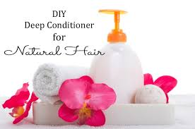 deep conditioner recipe for natural hair