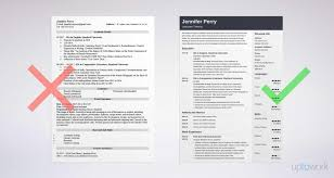 A Resume Template Professional Resume Templates Design For Career